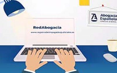 Presentación del Registro de Impagados Judiciales en la Conferencia de los Lunes de la Abogacía española
